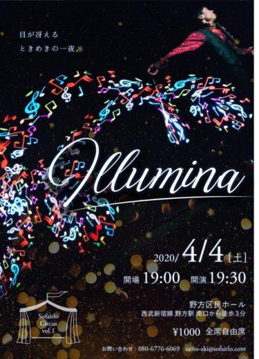 Sofairlo Circus Vol.1~Illumina~延期のお知らせ